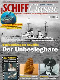 Schlachtkreuzer Seydlitz: Der Unbesiegbare