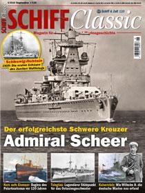 Admiral Scheer: Der erfolgreichste Schwere Kreuzer