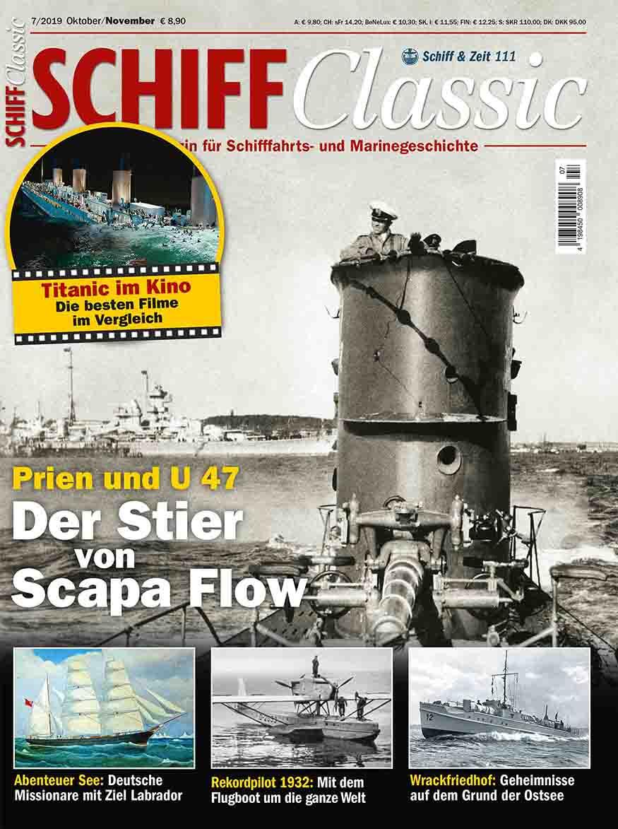Prien und U 47: Der Stier von Scapa Flow