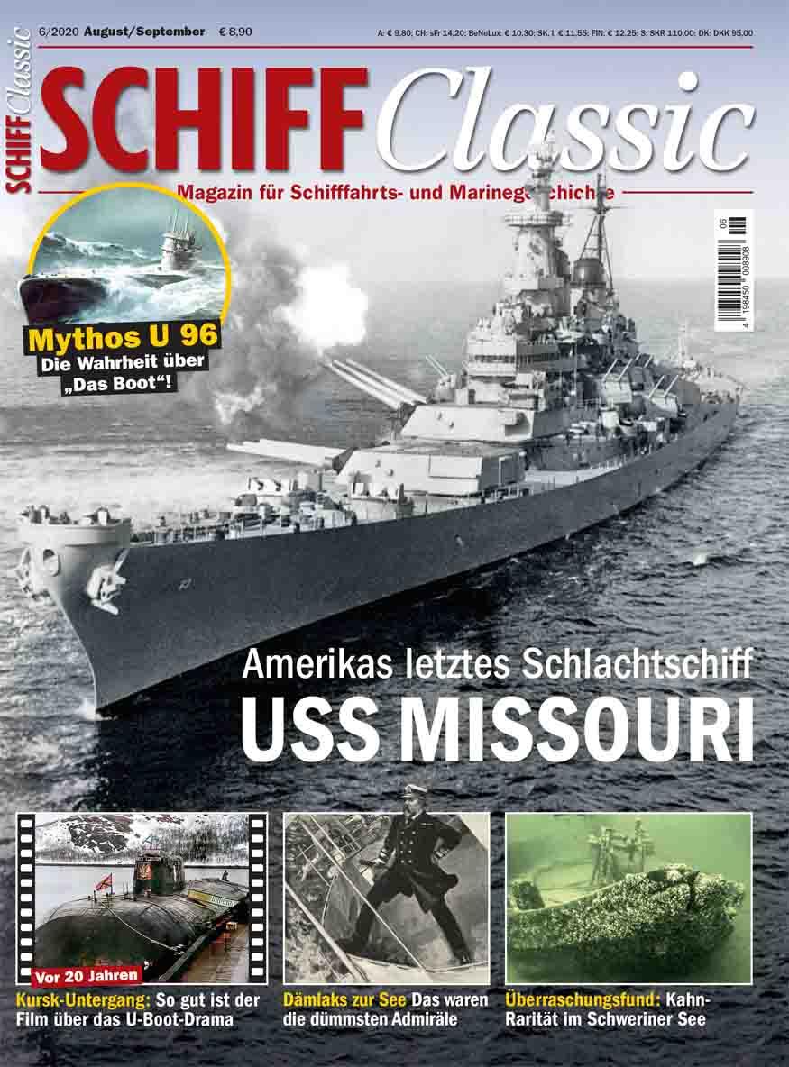 Amerikas letztes Schlachtschiff: USS Missouri